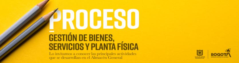Gestión de Bienes, Servicios y Planta Física